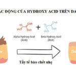 HYDROXY ACID TRONG THẨM MỸ (PHẦN 2)