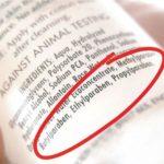 CÁC THÀNH PHẦN TRONG MỸ PHẨM: CHẤT BẢO QUẢN, CHẤT MÀU